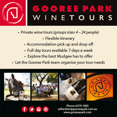 Gooree Stud & Wine Tours